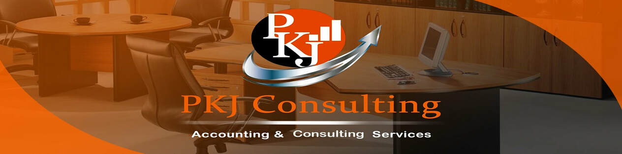 PKJ CONSULTING - SMALL BUSINESS ACCOUNTING & CONSULTING SERVICES